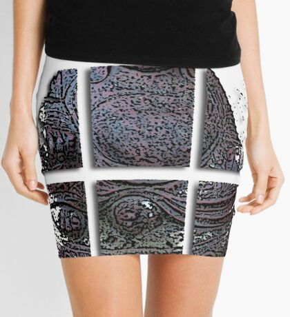 budha cubed ?  Mini Skirt