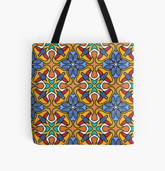 Diana All Over Print Tote Bag