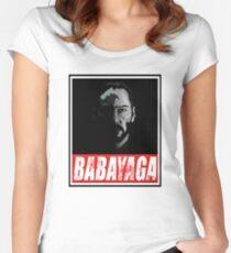 John Wick : Baba Yaga Women's Fitted Scoop T-Shirt