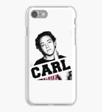 carl gallagher iPhone Case/Skin