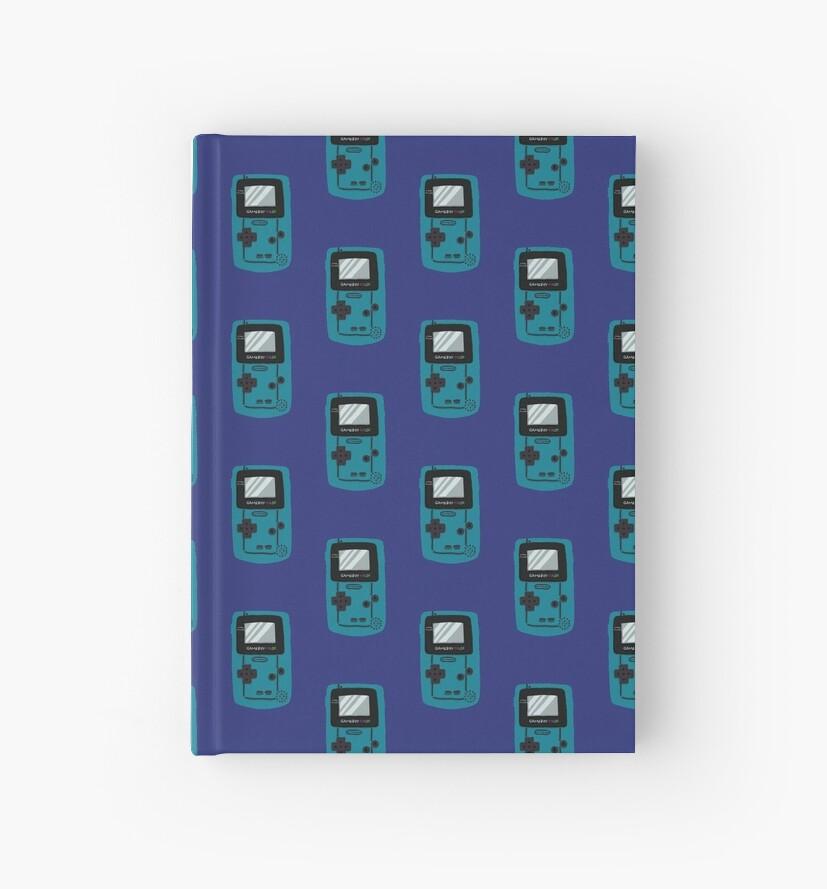 Handheld Console by Jazmine Phillips