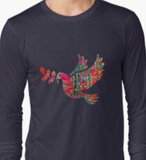 PEACE DOVE ARTSHIRT Long Sleeve T-Shirt