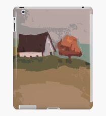 Scenic Tshirt Landscape Retro Colors iPad Case/Skin