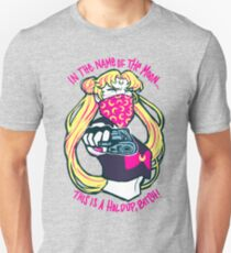 Thug Usagi. Slim Fit T-Shirt