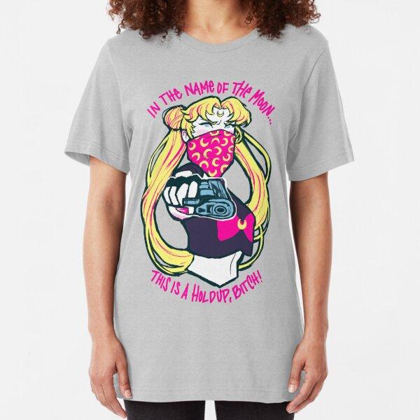 Thug Usagi. Slim Fit T-Shirt