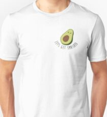 Lets Get Smashed - Avocado  Unisex T-Shirt
