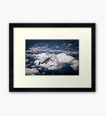 28 Squadron Spitfire Framed Print