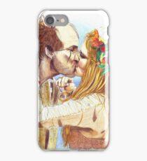 Floki & Helga iPhone Case/Skin