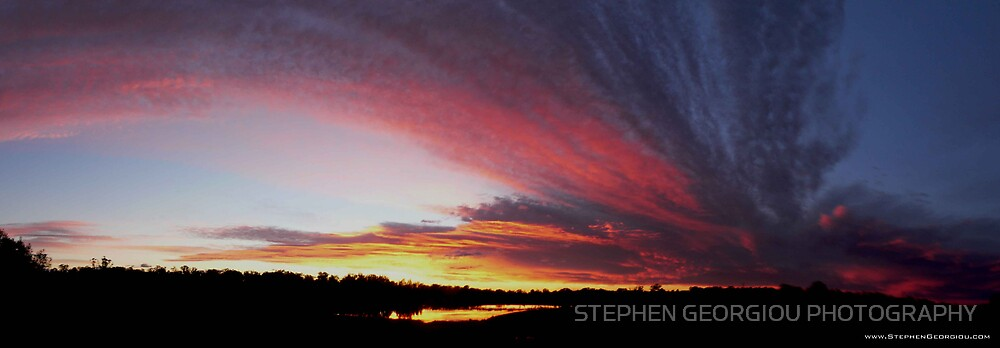 Life on earth is a dream bring on Heaven! by STEPHEN GEORGIOU PHOTOGRAPHY