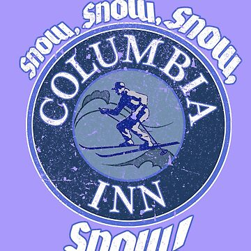 Columbia Inn: SNOW by Robiberg