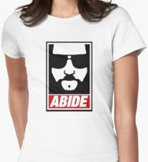 Lebowski Womens Fitted T-Shirt