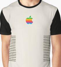 Apple Retro Edition Graphic T-Shirt
