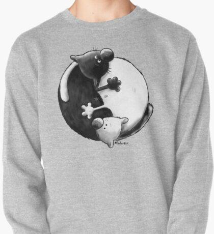 Yin and Yang Cats T-Shirt