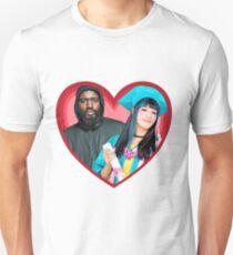 Death Grips x Kero Kero Bonito Unisex T-Shirt