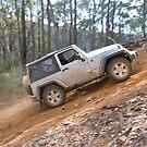 Jeep Wrangler Rubicon by Robert Pepper