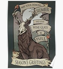 May your demons  Poster