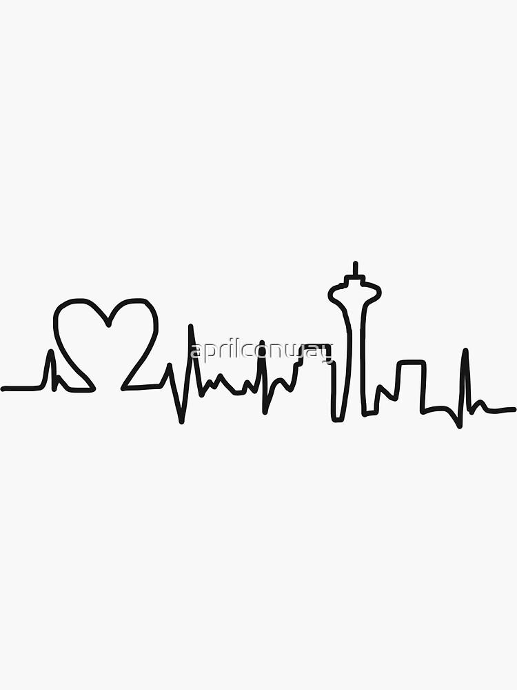 Heart Beat Skyline de aprilconway