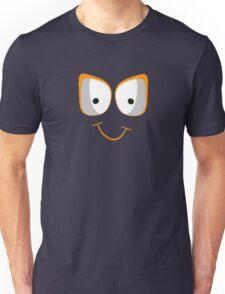 Yellow Smiley Unisex T-Shirt