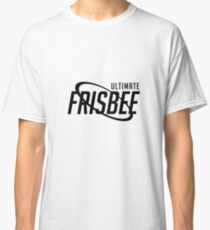 The Best Ultimate Frisbee Gift - Disc Golf - Disc Golfing Classic T-Shirt
