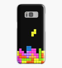 Tetris Samsung Galaxy Case/Skin