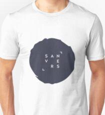 Sanvers (Splatter) Unisex T-Shirt