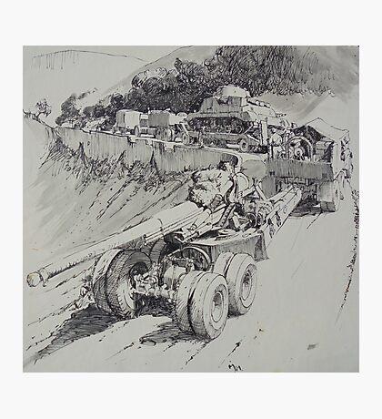Italy 1943. Photographic Print