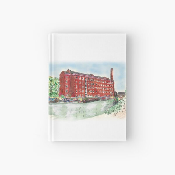 Hovis Mill Macclesfield Hardcover Journal