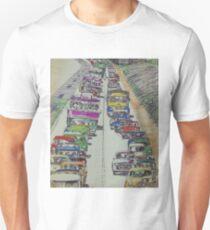 Traffic 1965. Unisex T-Shirt
