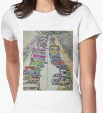 Traffic 1965. Women's Fitted T-Shirt