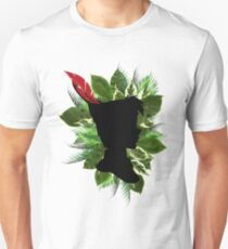 Peter Pan Feather Unisex T-Shirt