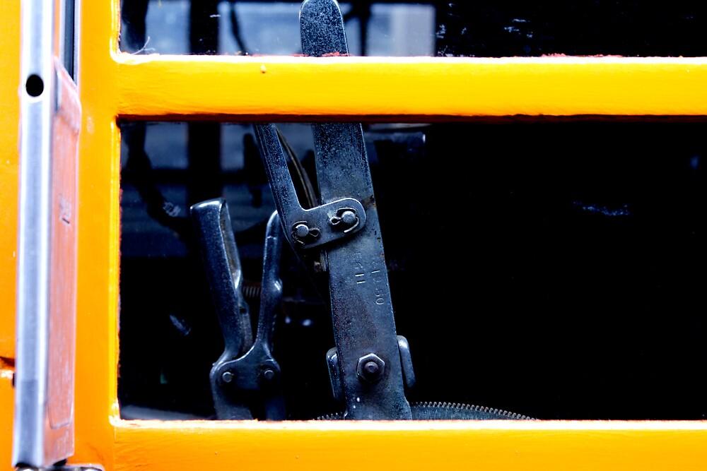 Engine Brake  by Rod  Adams