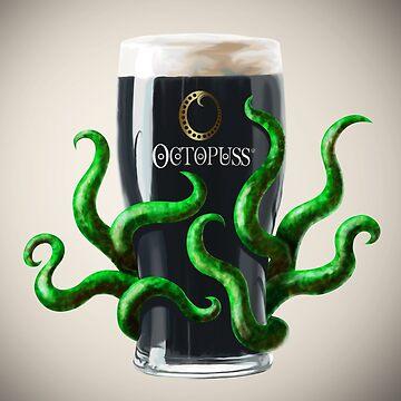 Octopuss Beer by SuperOctopus