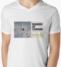BOARDS OF CANADA DAVYAN COWBOY Mens V-Neck T-Shirt