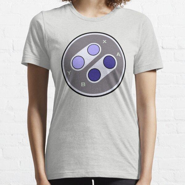 Super Famicom Controller Essential T-Shirt
