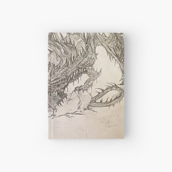 Dragon Notizbuch