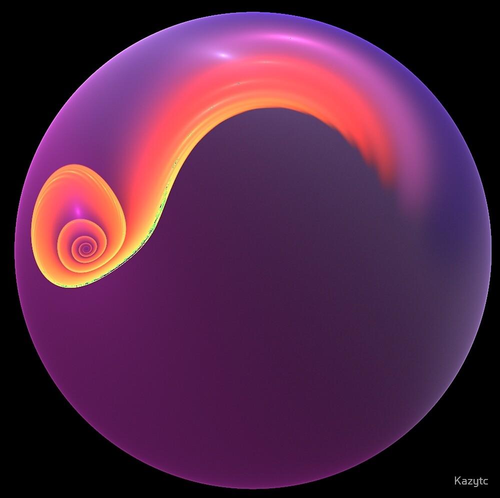 Amoeba Orb by Kazytc