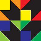 Colorfulness by Francesco van der Zwaag