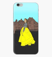 Korean girl iPhone Case