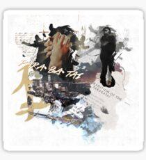 Parabatai Collage  Sticker