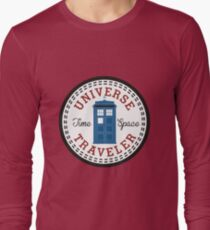 Converse Doctor Who Long Sleeve T-Shirt