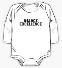 black excellence  One Piece - Long Sleeve