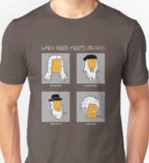 Beer Meets Brains T-Shirt