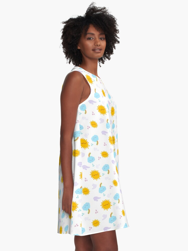 Alternate view of Cute Weather A-Line Dress