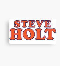 Steve Holt Canvas Print