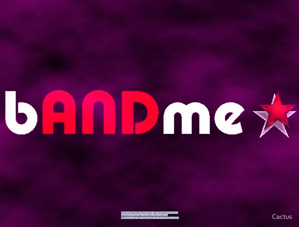 bANDme (Purple) by Cactus