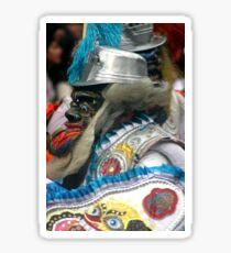 Folk Dancing Corso Wong Sticker