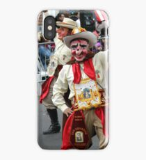 Folk Dancing Majeños Corso Wong iPhone Case/Skin