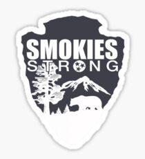 smokies strong  Sticker