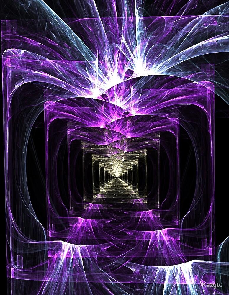 Spiritual Infinity Mirror by Kazytc