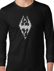 Elder Scrolls - Skyrim Long Sleeve T-Shirt
